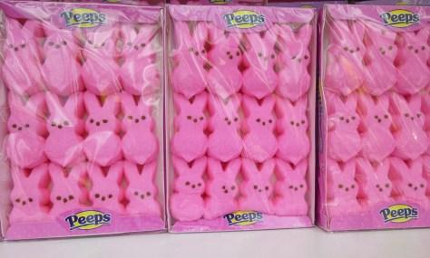 Pink Bunny Peeps