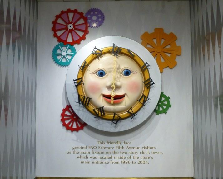 FAO Schwartz Clock