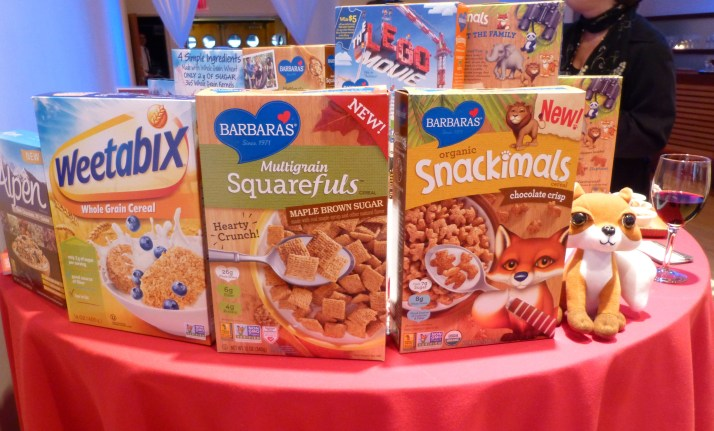 Barbaras Cereals