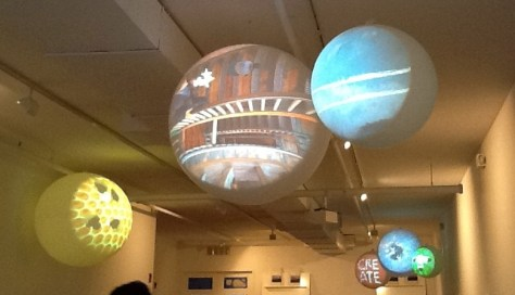 Multiple Globes