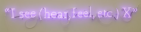 I See Hear Feel