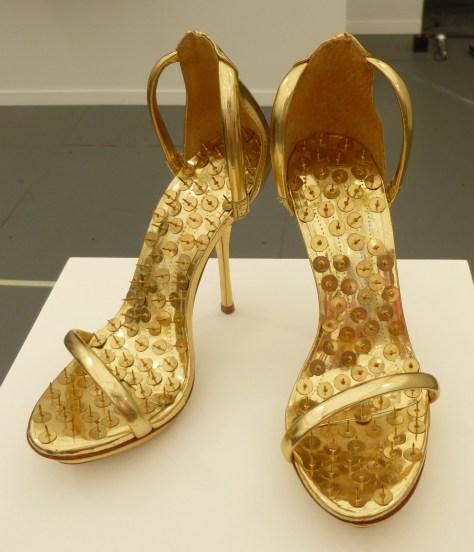 The Cruel Shoes