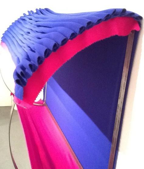 Blue & Pink Barrel