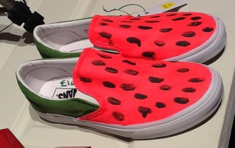 Watermelon Sneakers