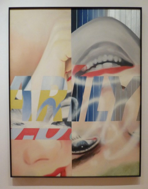 James Rosenquist Marilyn Monroe I
