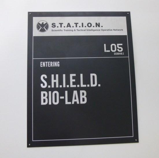 Shield Bio Lab