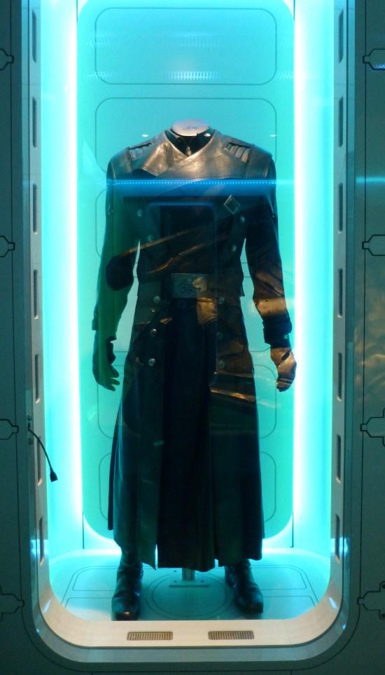 Avengers Trench Coat Costume