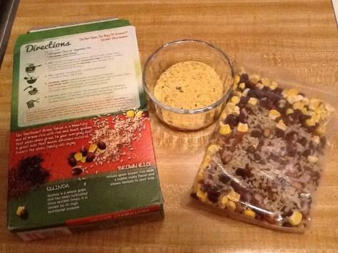 Grain Salad Ingredients