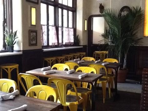 Derby Dining Room
