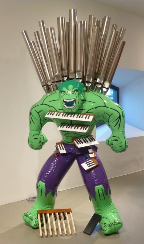 Hulk Organ