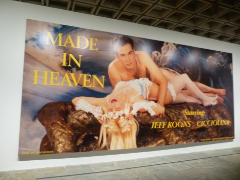 Made in Heaven Signage