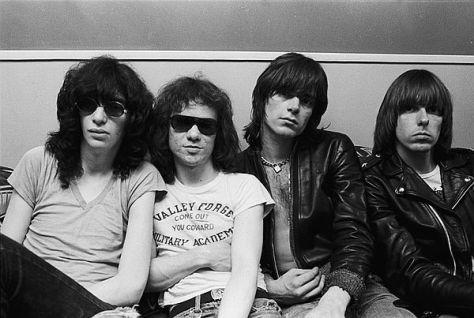 Ramones Orignal Line Up