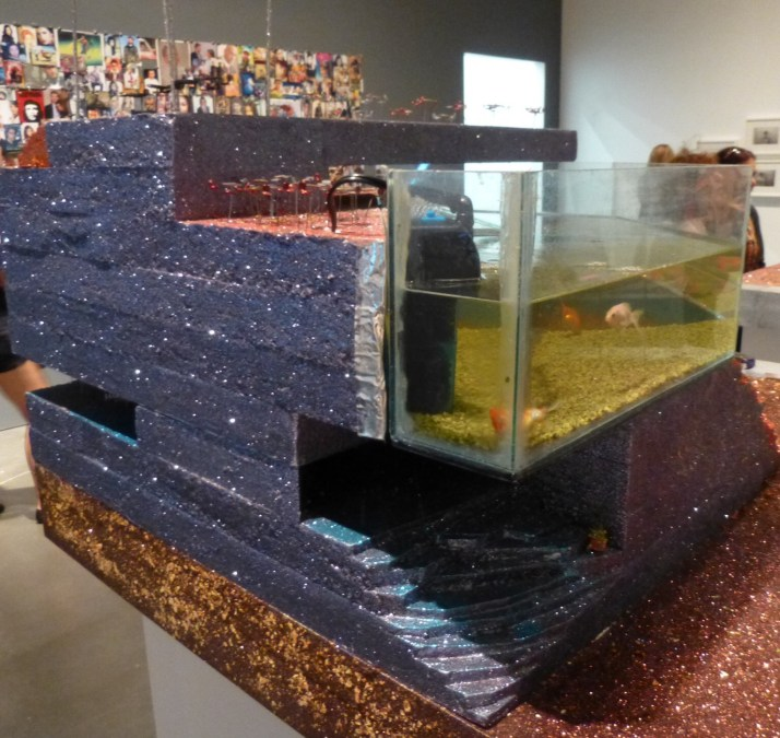 Qalandia 2087 with Fish