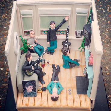 Oasis Cake