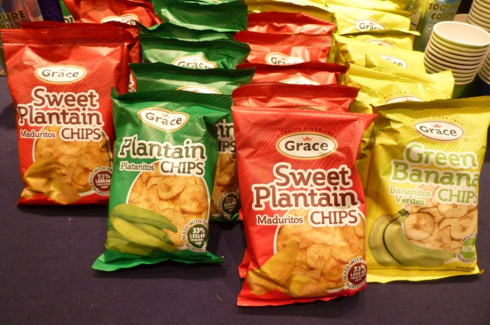 Grace Foods Plantain Chips