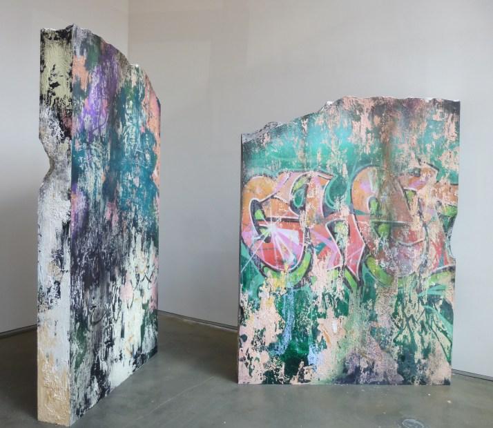 In Media Res Concrete Walls