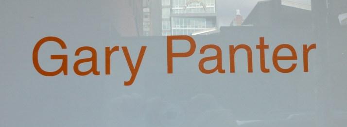 Gary Panter Signage