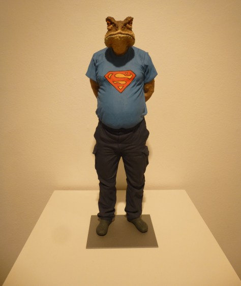 Toad in Superman T