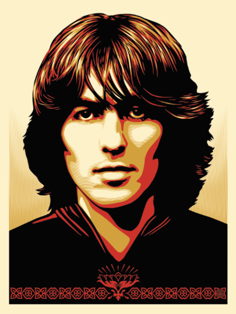 George Harrison Red