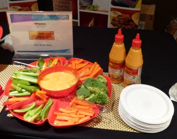 Lee Kum Kee Sriracha Ketchup & Mayo