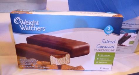 Weight Watchers Salted Caramel Frozen Treat