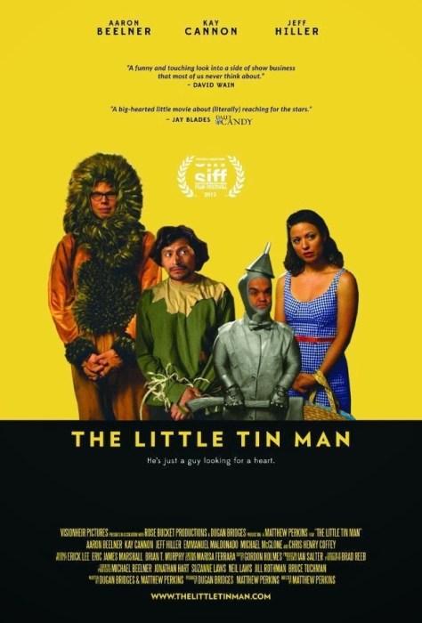 The Little Tin Man Poster