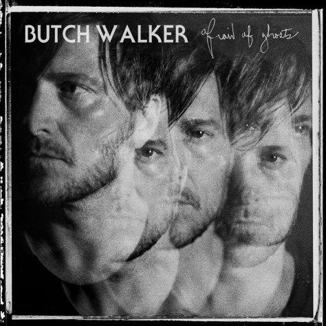 Butch Walker Afraid of Ghosts Album Art