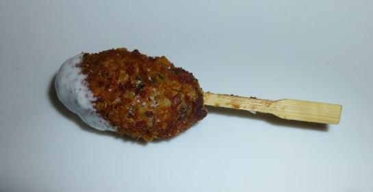 Chicken Bacon Lollipop