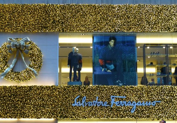 Salvatore Ferragamo Building Front