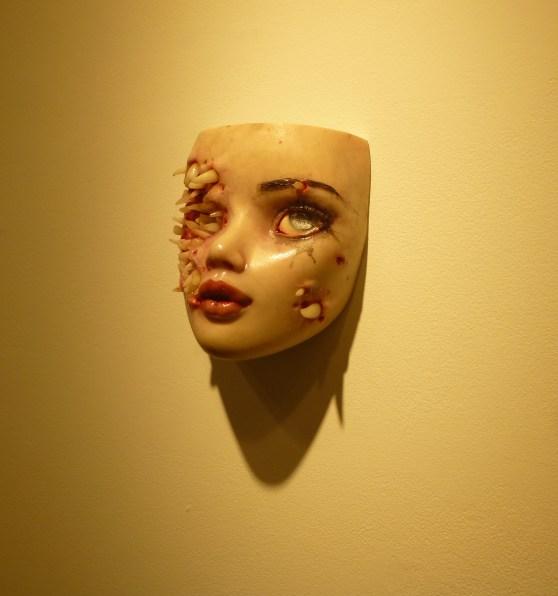 Trypophobia Face