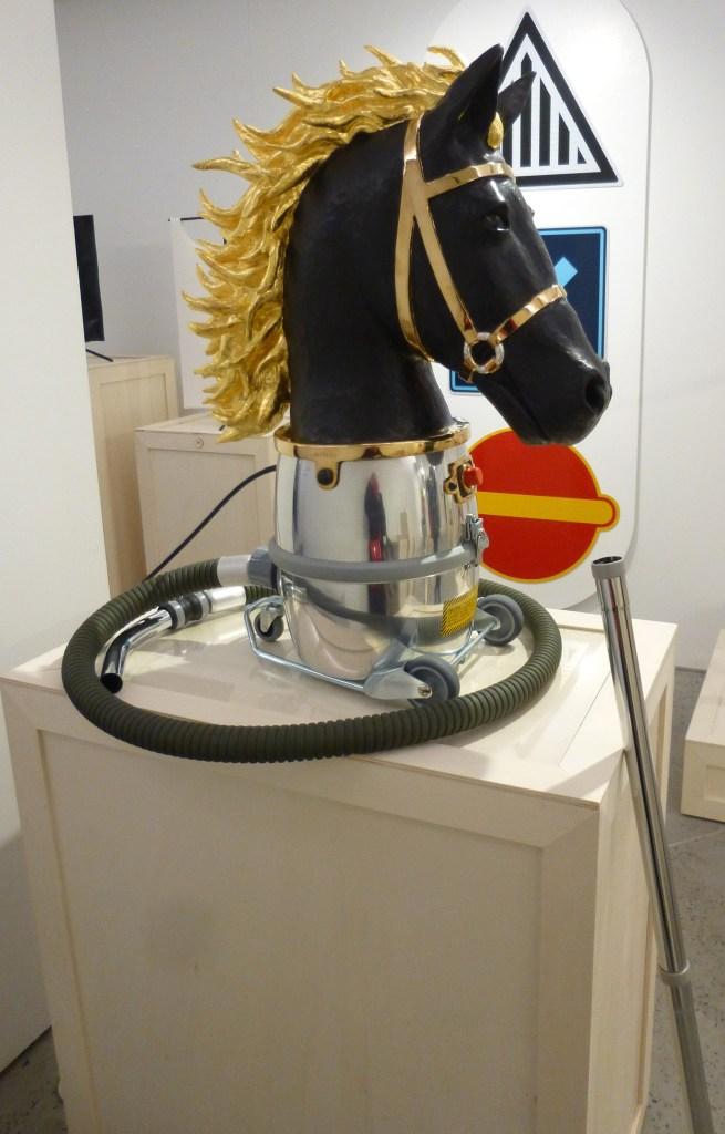Horse Bust (Chess Piece)