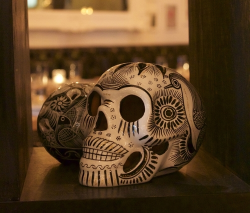La Loteria Skulls
