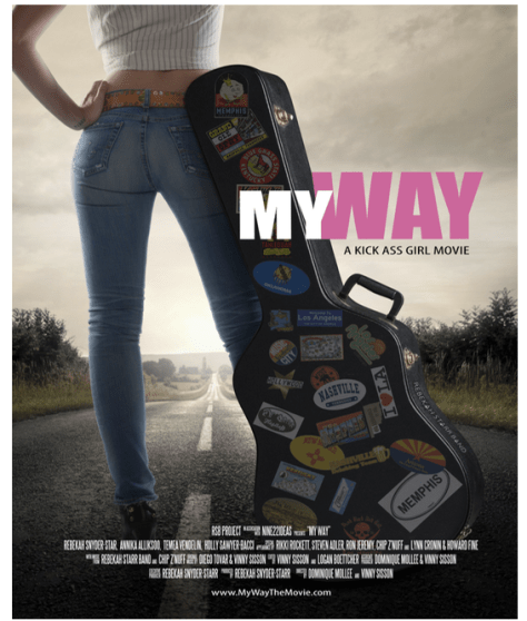 My Way Movie Poster