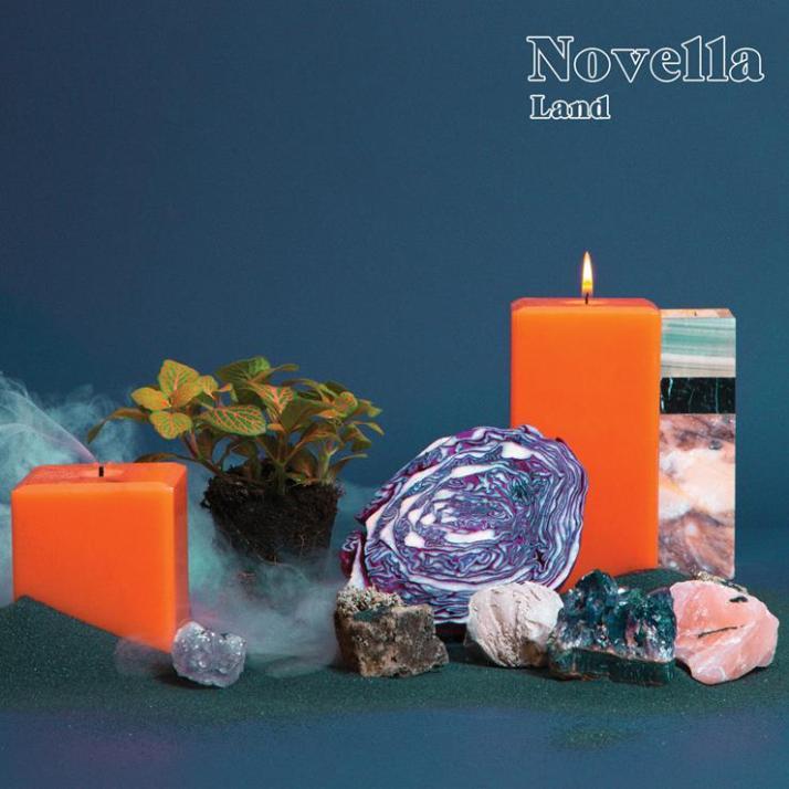 Novella Cover Art