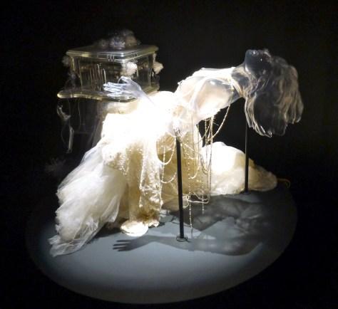 Pagan Poetry Dress and Vespertine Music Box