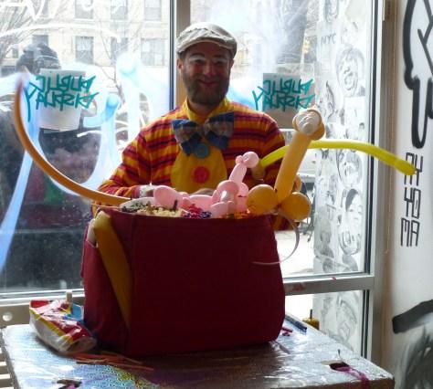 Penis Balloon Hat