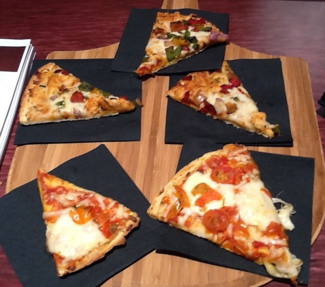 Bon Appetite Pizza Samples