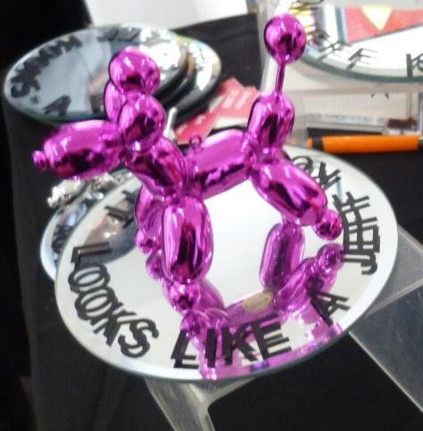 Miniature Balloon Dog