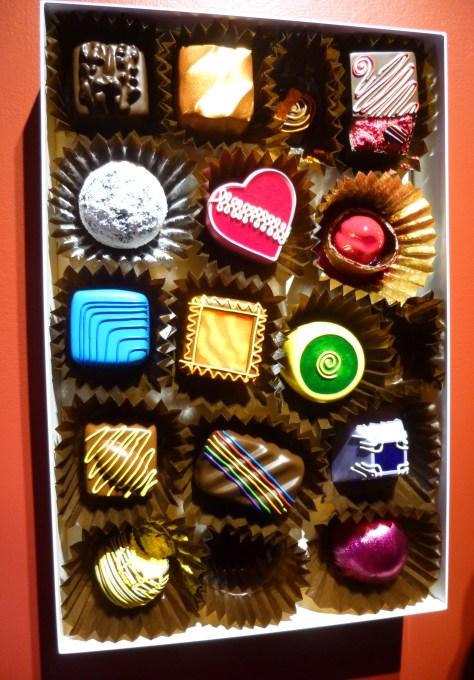 Foodhist Temple Chocolates
