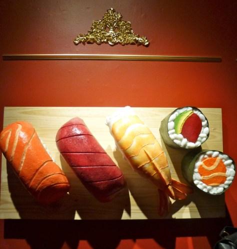 Foodhist Temple Sushi