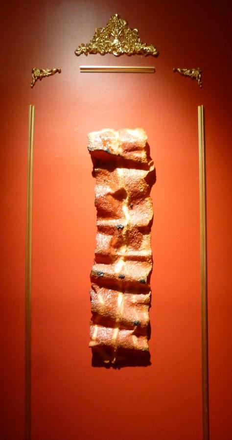 Foodhist Temple Bacon