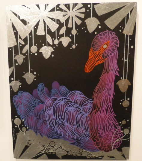Andrew Brandou, Black Swan
