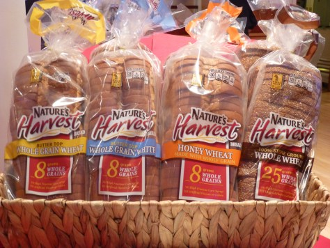 Nature's Harvest Breads