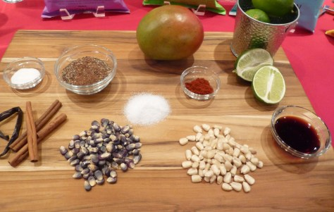 Cabo Chips Natural Ingredients