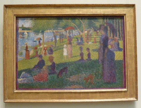 A Sunday on La Grande Jatte,