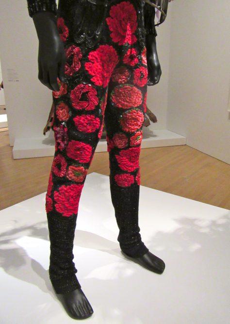 Nick Cave Sound Suit 2016 Detail