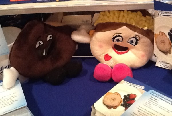 Entenmanns Donut Mascots