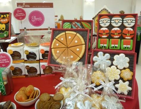 Elenis Cookies Booth