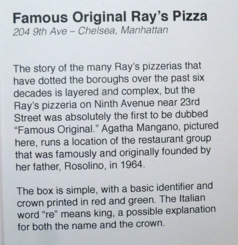 Famous Ray's Story