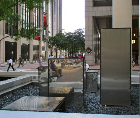 City Fountains By Victor Scallo
